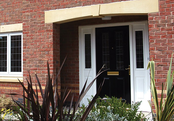 UPVC Spartan Doors, UK