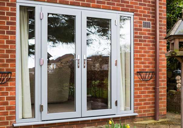 Spartan French Doors
