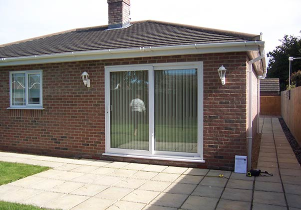 Spartan Range Patio Doors