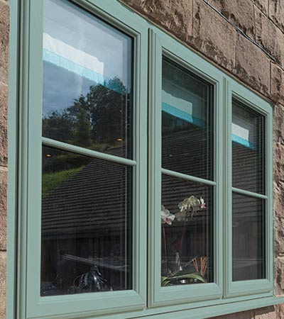 Spartan Traditional Window Range