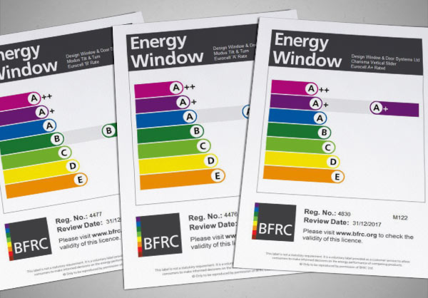 Engery Efficient Doors - BFRC Approved