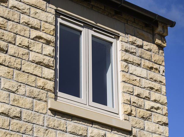 Heritage Windows, Spartan Range, Flush Sash Windows