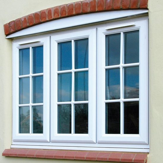 Spartan Windows